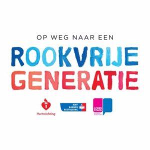 """Bewegingscentrum Norg doet samen met het Molenduinbadmee aan de campagne """"een rook vrije generatie"""""""