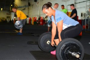 Meestal worden er gemiddeld zo 8 tot 15 stations klaar gezet. Bij elke oefening doe je een andere oefening. De duur van een oefening varieert. Dit is afhankelijk van de intensiteit waarmee je de oefeningen uitvoert, maar ook je trainingsdoelen die je voor ogen hebt.