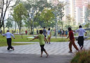 Vanaf 4 april, elke woensdag avond van 19:45 - 30;45 Tai Chi & Qi Gong bij bewegingscentrumnorg